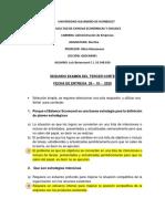 2do EXAMEN DEL TERCER CORTE - ELECTIVA UADH