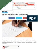 blog-ipleaders-in-sample-plaint-civil-procedure-code-