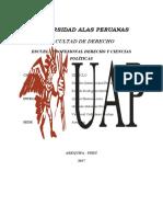 POSISIONES DOCTRINARIAS DERECHO INTERNACIONAL PRIVADO II