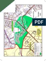 Les cartes des nouvelles délimitations proposées