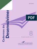 Celso Furtado - Entrevista a Eduardo Kugelmas junho 1993 -  Cadernos do Desenvolvimento CCF