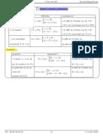 resumé math 2bac sm biof 13