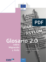 Glosario sobre migración y asilo