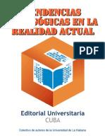 AAVV Tendencias pedagógicas - Cuba