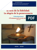 El don de la fidelidad.La alegría de la perseverancia.pdf