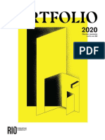 RIO CREATIVE AGENCY - PORTFOLIO 2020