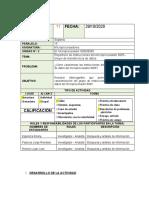 SIMULACIÓN DE MICROPROCESADOR 8085 - PROCESOS DE 1, 2 Y 3 BITS