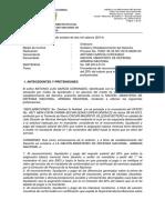 SENTENCIA NR 2013-00224 (Antonio Garcia Coronado Vs Nacion- Min defensa) ESCRITA CONDENA ANTONIO GARCIA CORONADO