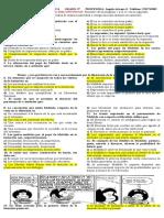 COMPRENSIÓN DE TEXTOS DISCONTINUOS 6