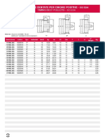 BEA ingranaggi Catalog vee-belt pulley