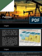 Apresentação Petróleo - Daniele Araujo