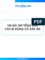 [ThichTiengAnh.Com] 100 B_i t_p tr_c nghi_m c_u b_ __ng trong Ti_ng Anh c_ __p _n