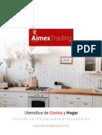 Catalogo de productos - Aimex Trading
