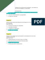 III Examen III - 19 preguntas fnn gestión de enfermeria