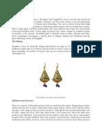 Meenakari origin and history