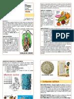 6º-SOC-P4-11 GUIA -MAYAS -  AZTECAS e INCAS