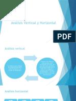 2 Analisis vertical horizontal 2019