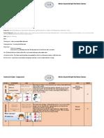 Planificacion kindergarten
