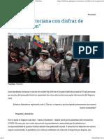 67. Cajas-Guijarro (2020). Agonía ecuatoriana con disfraz de recuperación.pdf