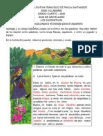 Guías mayo 08 - 2020