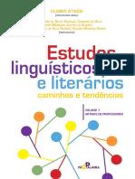Estudos linguísticos e literários