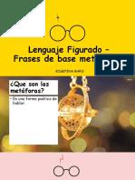 Lenguaje Figurado – Frases de base metafórica Josefina.pptx