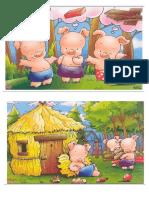 historia 3 porquinhos