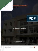 ACTIVIDAD DE APRENDIZAJE 2- INSTALACIÓN Y COMIENZOS DE SISTEMA GESTOR