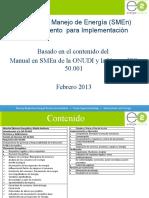 8. Implementación SGE según ISo 50.001 URE ELECTIVA 2019-1 ISO 50.001 2019.pptx