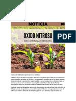 oxido nitroso una amenaza  creciente .docx