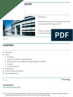 Photovoltaics-Report