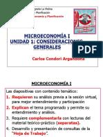 PPT UNIDAD 1- CONSIDERACIONES GENERALES