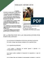 Normativa Legal de Proteccion Al Sindicato