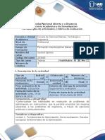 Guía de actividades y Rubrica de evaluación - Fase 1 -  Resolver problemas de optimización sin restricciones