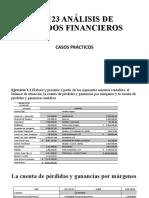 DD123 ANÁLISIS DE ESTADOS FINANCIEROS