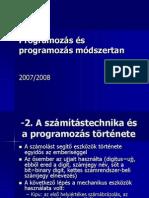 Programozas