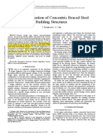 2013 Cost Optimization of Concentric Braced Steel Building Structures.pdf