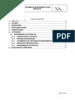 MTO-PG-01 Programa de mantenimiento vehiculos