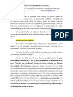 A NOÇÃO DE COLONIALIDADE EM ANIBAL QUIJANO (revisado)