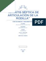 """""""Artritis séptica de Articulación de la rodilla"""".docx"""