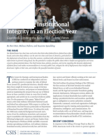 Federal Forces and the Election