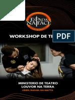 Apostila - Workshop de Teatro (Edição 2020)