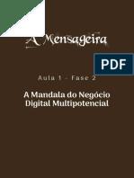 RESUMO - Aula01-A Mandala do Negócio Digital Multipotencial