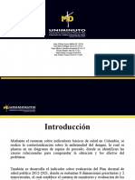 ACTIVIDAD EVALUATIVA 2 Sistema de vigilancia epidemiológica