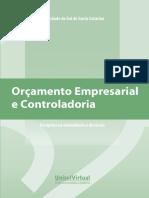 EVA - Orçamento Empresarial e Controladoria