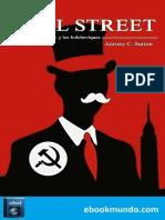Wall Street y los bolcheviques - Antony C. Sutton.epub