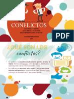 CONFLICTOS Y TIPOS DE CONFLICTOS