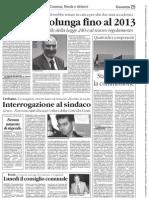 Latorre Prolunga Fino Al 2013