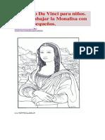 9. Leonardo Da Vinci para niños