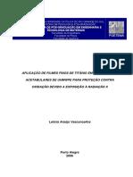Aplicação de filmes finos de titânio em componentes acetabulares de uhmwpe para proteção contra oxidação devido a exposição à radiação X.pdf